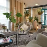Hotelhalle neu 2019 Sitzecke